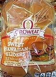 Oroweat Sweet Hawaiian Sliders 12 Ct (Pack of 2)