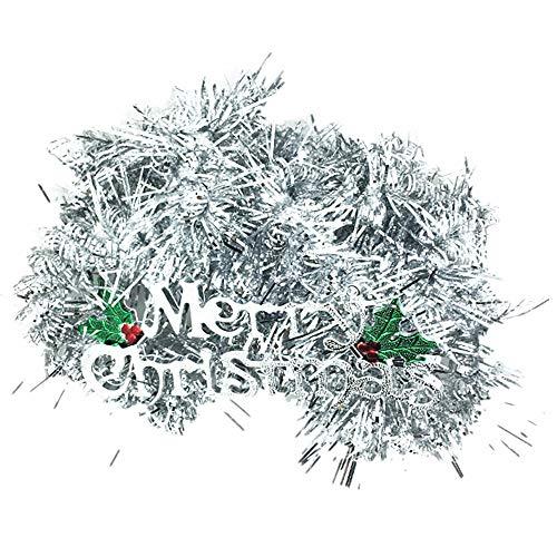 PENGYGY 1 Set Christmas Decoration Gifts Christmas Tree Pendant Ornaments Party Home Decor Christmas (Green Trim Wallpaper Border)