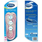 Dr. Scholl's Tri-Comfort Insoles // Comfort for