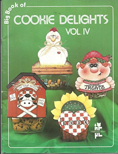 Big Book of Cookie Delights Vol. Iv -