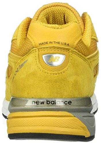 Quake Men's M990nv4 Shoe New Balance Running white zax77q