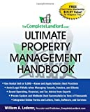 img - for The CompleteLandlord.com Ultimate Property Management Handbook by William A. Lederer (2009-03-09) book / textbook / text book