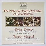 Berlioz: 'Le Corsaire' Overture / Dvorak: Scherzo Capriccioso Conducted By Oivin Fjeldstad / Brahms: 'Academic Festival' Overture / Hummel: Trumpet Concerto in E Flat