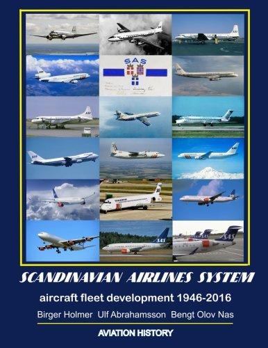 (Scandinavian Airlines System, aircraft fleet development 1946 - 2016)