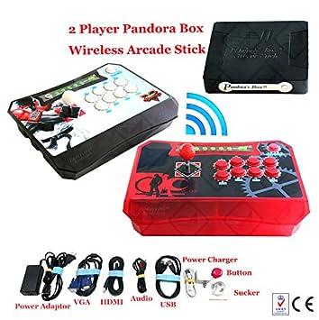 pandora box wireless