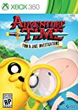 Adventure Time Finn and Jake Investigations - Xbox 360 by Little Orbit