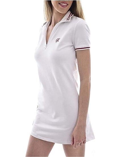 Kaporal Jeans - Vestido Mujer Kaporal Buffy White - Blanco, L ...