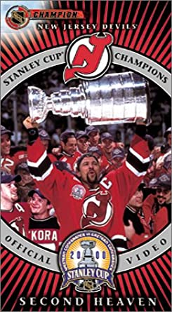 Amazon.com  Second Heaven - New Jersey Devils 2000 Stanley Cup ... edd960487