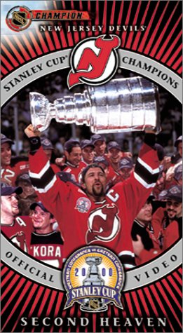 2000 Jersey - Second Heaven - New Jersey Devils 2000 Stanley Cup Champions [VHS]