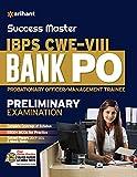 Success Master IBPS CWE-VIII Bank PO (PO/MT) Preliminary Examination 2018