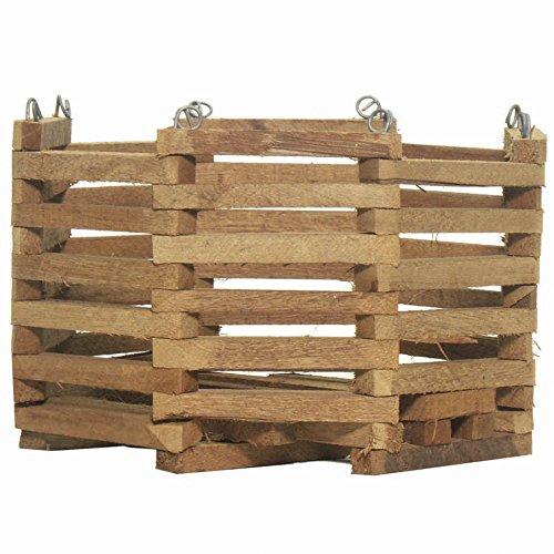 Sun Bulb 51730 Better Gro Octagon Cedar Basket, 10