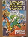 Fatman the Human Flying Saucer #2, June 1967