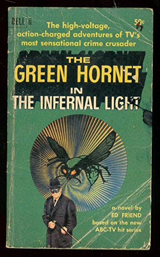 Green Hornet In Infernal Light Paperback- Ed Friend Van Williams 1st print