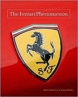 Book's Cover of The Ferrari Phenomenon (Inglés) Tapa dura – 1 enero 2010