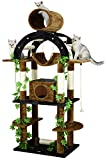 Go Pet Club F2096 Luxury Climber Cat Tree, 71""
