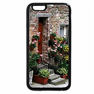 iPhone 6S Plus Case, iPhone 6 Plus Case, outdoor flowers