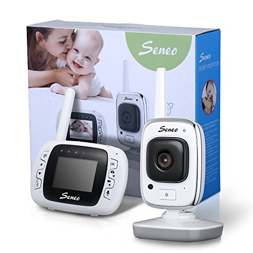 seneo wireless security video baby monitor desertcart. Black Bedroom Furniture Sets. Home Design Ideas