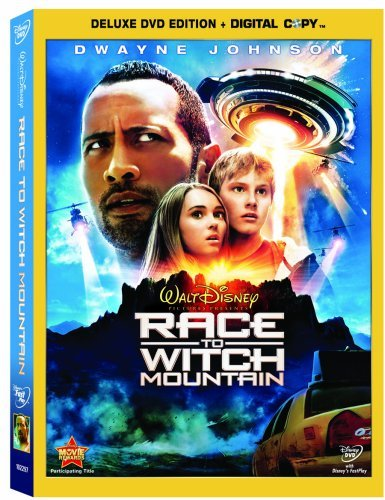 Race to Witch Mountain [DVD] [2009] [Region 1] [US Import] [NTSC]