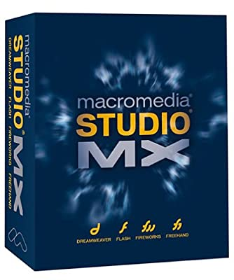 Macromedia Studio MX 2003 for Mac
