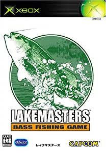 Lakemasters bass fishing game japan import for Ps4 bass fishing games