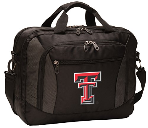 Broad Bay Texas Tech Laptop Bag Best NCAA Texas Tech Red Raiders Computer Bags - Ncaa Laptop Bags