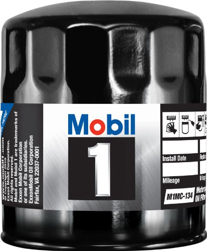 Mobil 1 M1MC-134 Motorcycle Oil ()