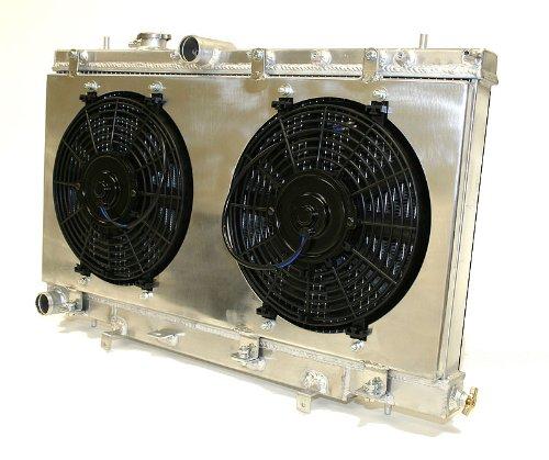 2002 subaru wrx radiator - 5
