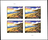 2018 $24.70 Pane of Four Sleeping Bear Dunes Priority Express Mail Postage Stamps By USPS