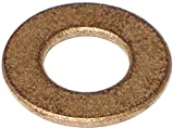 Hard-to-Find Fastener 014973122720 Bushings, 1/2 x 1 x 1/16-Inch, 8-Piece