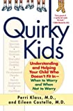 Quirky Kids, Perri Klass and Eileen Costello, 0345451422