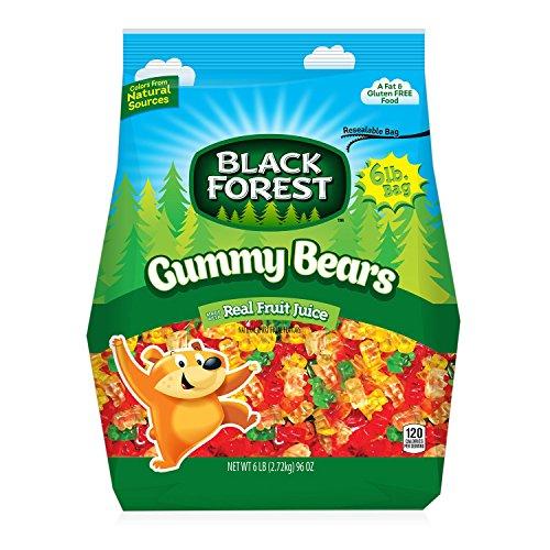 6lbs gummy bears - 7