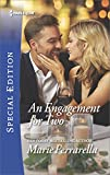 img - for An Engagement for Two (Matchmaking Mamas) book / textbook / text book