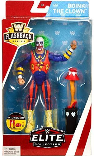 promociones WWE Flashback Limited Edition - - - Doink The Clown Acción Figura Wrestling  Con precio barato para obtener la mejor marca.