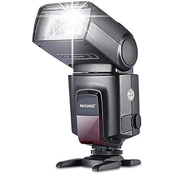 Amazon.com : AmazonBasics Electronic Flash for DSLR Cameras (Canon ...