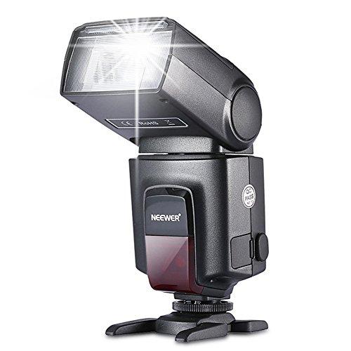 NEEWER カメラ/一眼レンズカメラ用 TT560 フラッシュ・スピードライト Nikon Canon Pentax Olympusなどに対応の商品画像