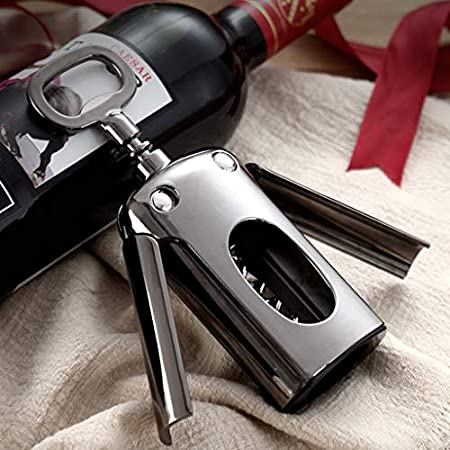 YWSZJ Con Estilo y fácil de operar aumentó la versión del Kit sacacorchos sacacorchos del Vino, Vino del sacacorchos y Otro Tornillo Sacacorchos Kit