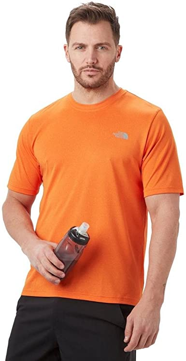 The North Face M Reaxion Amp Cre-EU Camiseta Hombre