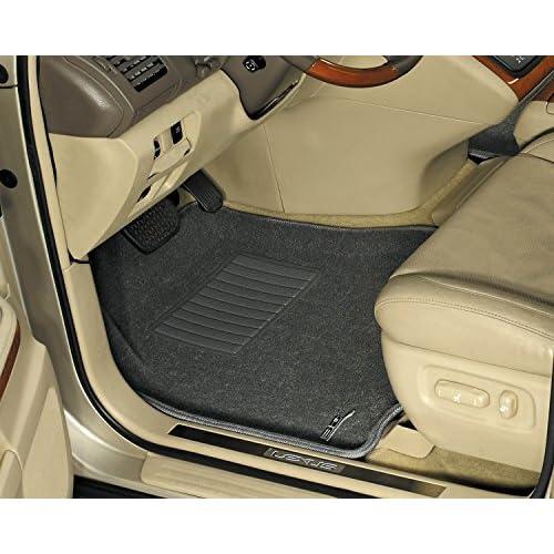 GGBAILEY D2706A-F1A-BK-LP Custom Fit Automotive Carpet Floor Mats for 1995 2000 1996 1998 1997 1999 2001 BMW 7 Series i Sedan Black Loop Driver /& Passenger
