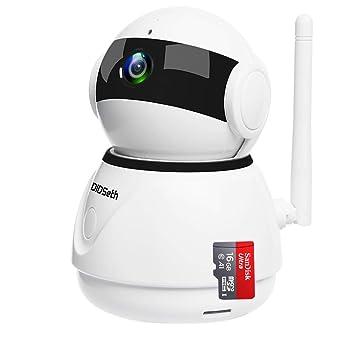 Amazon.com: Cámara de seguridad DIDSE, cámara de casa, 2MP ...
