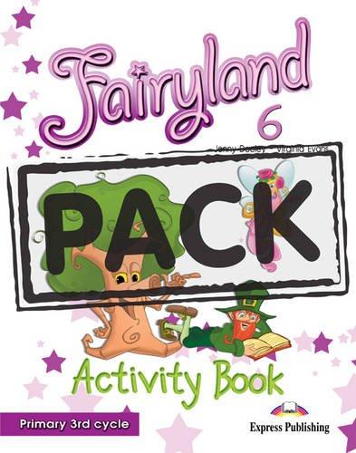 Download Fairyland: Activity Pack (Spain) Level 6 pdf