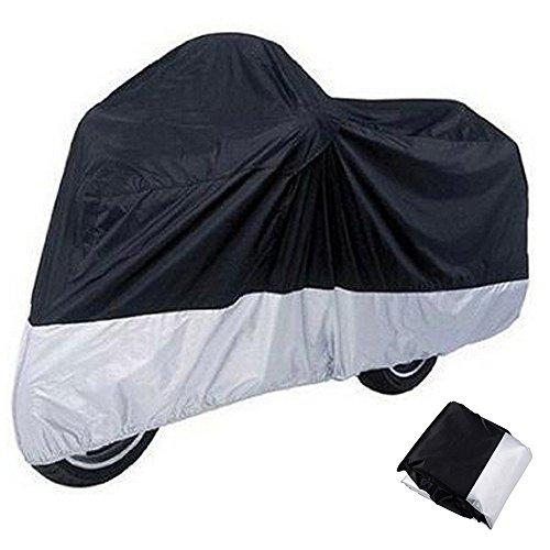 XXXL Motorcycle Motorbike Cover Water Resistent Waterproof Rain UV Protective Breathable Outdoor Indoor + Storage Bag