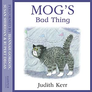 Mog's Bad Thing Audiobook