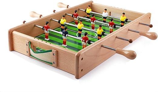 Futbolines Juego De Fútbol mesa Pequeña Máquina De Fútbol mesa De Juego