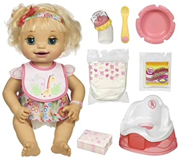 Hasbro Baby Alive Learns to Potty (Discontinued by manufacturer)