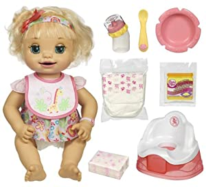 Baby Alive Learns To Potty Discontinued By Manufacturer