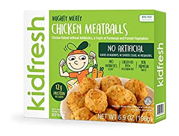 Kidfresh Mighty Meaty Chicken 6.9-oz Frozen Meatball