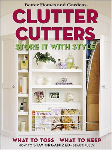 Clutter Cutters  Store It With Style  Better Homes And Gardens