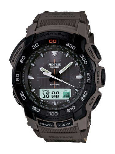 Casio PRG550B 5 Pathfinder Triple Multi Function