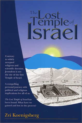 Download The Lost Temple of Israel ebook