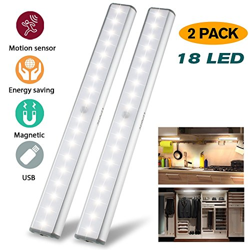 Led Wireless Closet Light With Motion Sensor - 7